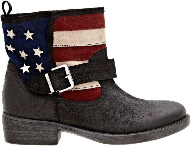 Wojas shoes in american style