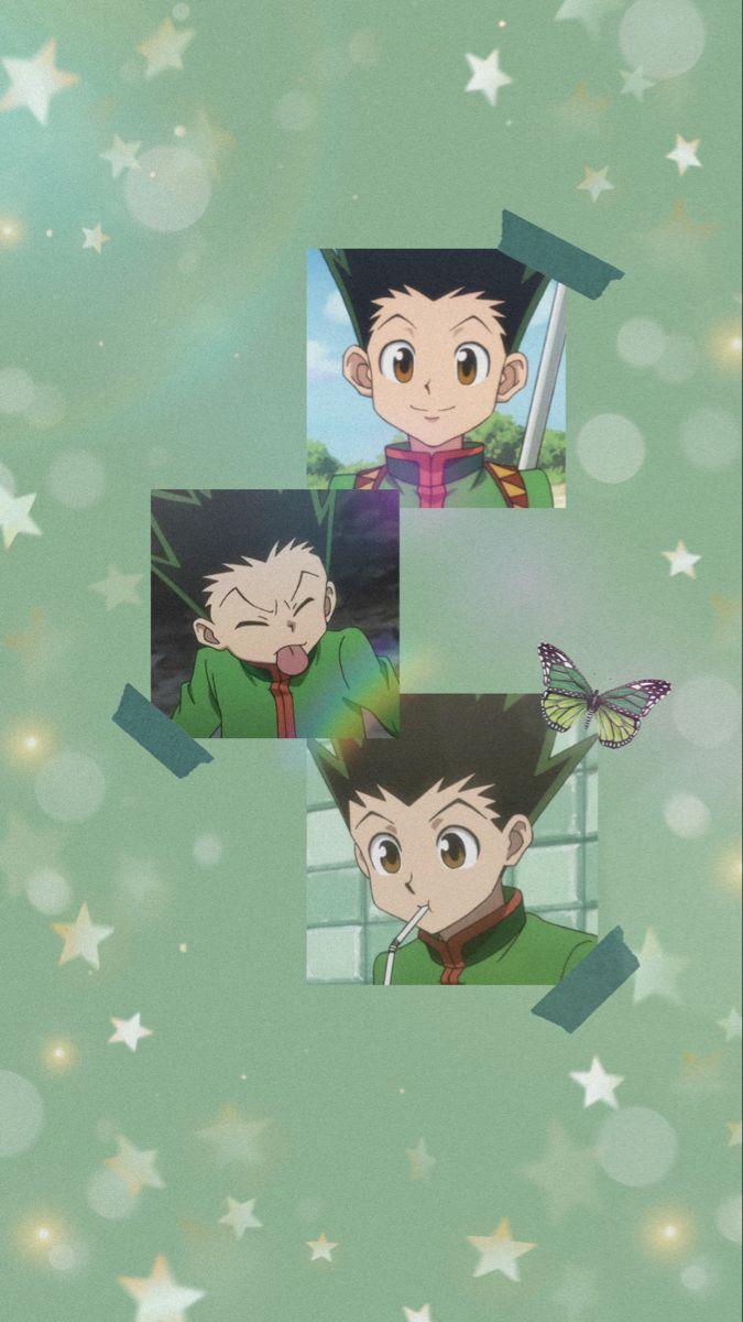 Gon Wallpaper Cute Anime Wallpaper Hunter Anime Anime Wallpaper Iphone
