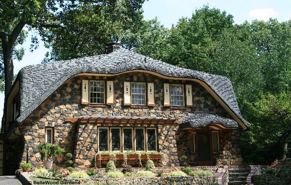 South Orange New Jersey Mushroom House The Unusual