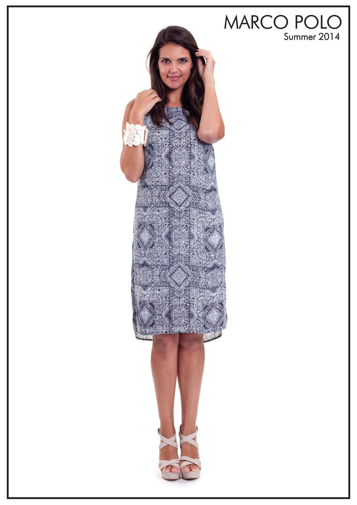 Our beautiful Etched Print Dress is the ultimate Summer dress. Lightweight and floaty this stunning design comes in two colour ways- Oyster and Slate. Please call 03 9902 5100 to locate your nearest stockist (Style Number: 14S941301M- Slate in photograph)