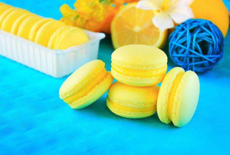 Macaron citron6