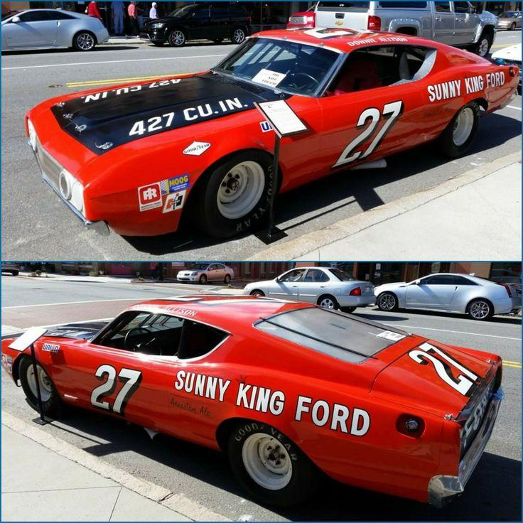 Sunny King Ford >> Donnie Allison Nascar | Racing | Pinterest | NASCAR and Cars