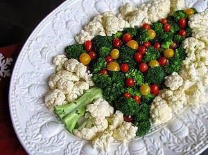Dicas de comidas decorativas para a ceia de natal
