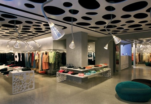 Lámparas Artemide Reggiani Interdesign