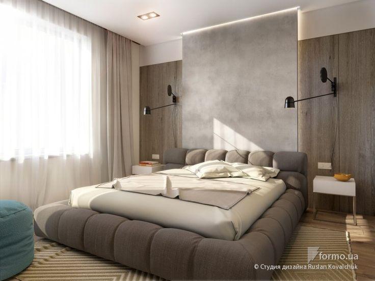 Современная квартира для молодой семьи