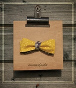 belle & belle bow tie...sadly sold out