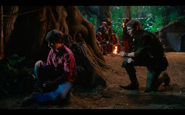 Peter Pan and Henry - Once Upon A Time | Peter Pan ...