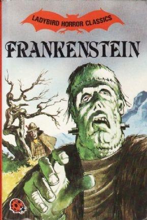 FRANKENSTEIN a Ladybird Book Horror Classic