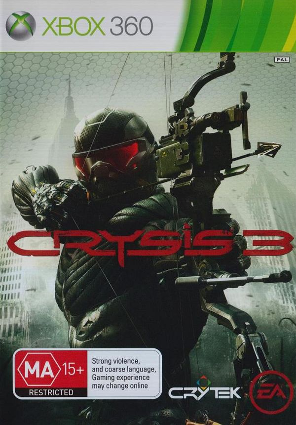 Crysis 3 is the final instalment in the popular Crysis series, which originally began on PC but later moved its way on to consoles. Well recognised for being a graphical juggernaut, the series has also come to be known for its fun, intuitive gameplay and unique Nanosuit powers, alongside a somewhat decent story to tie the package together. Does Crytek manage to continue this trend with Crysis 3 or is now finally the time for Crysis to power down? Read on to find out.