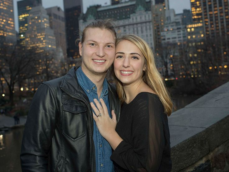 Duck Dynasty's Reed Robertson Is Engaged! Inside His Romantic New York City Proposal