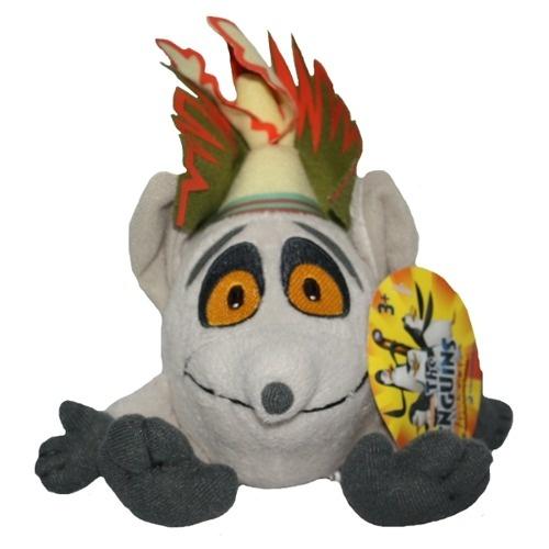 Król Julian wymiata! (postać z bajki Pingwiny z Madagaskaru)