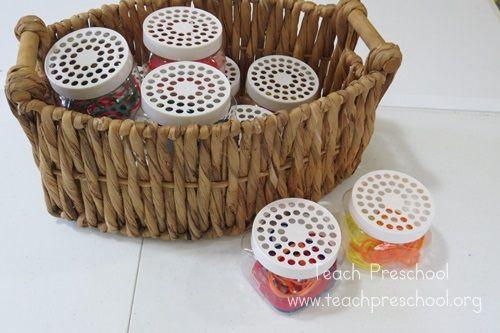 """Simple Sewing Jars by TeachPreschool ("""",)"""