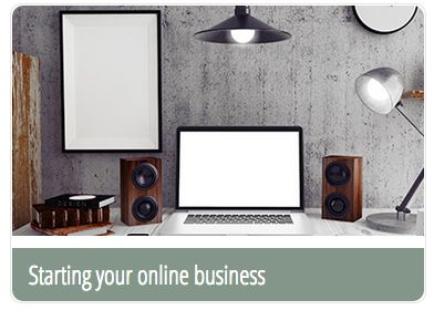 Bookmark e-Learning course: Starting your online business - bookmark.com