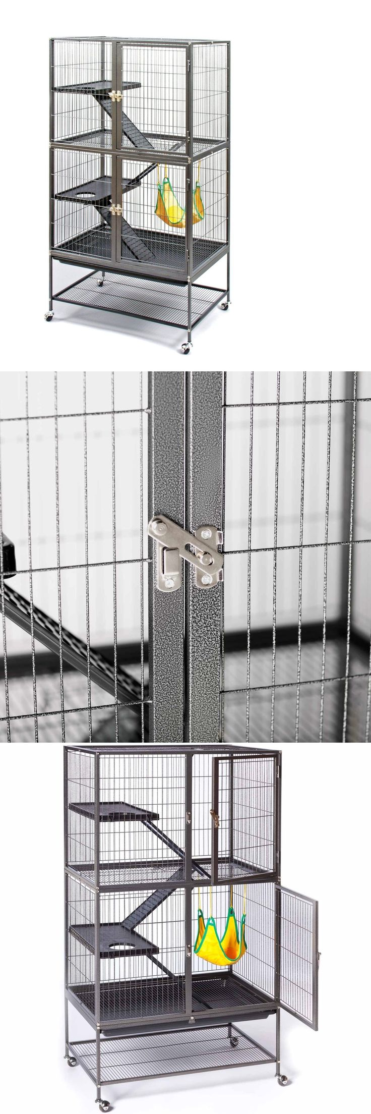 17 Best ideas about Ferret Cage on Pinterest | Ferrets ...