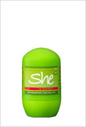 She Sweet Roll-On Takı, kozmetik ürünleri, flormar, goldenrose, makyaj ürünleri www.lipres.com