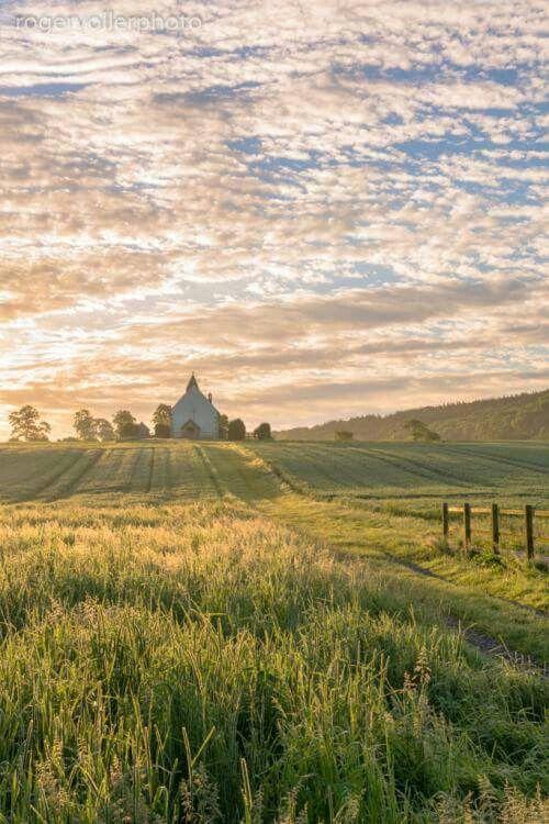 St. Hubert's Church, Idsworth, Hampshire.