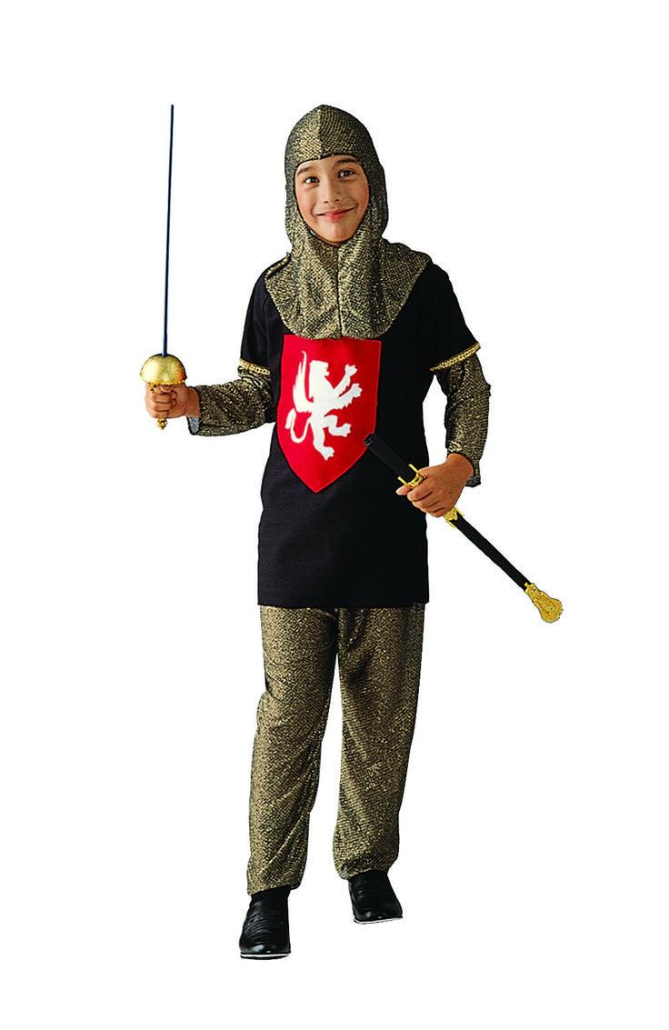 Cool Costumes 3Pc. Child Medieval Knight Costume just added...