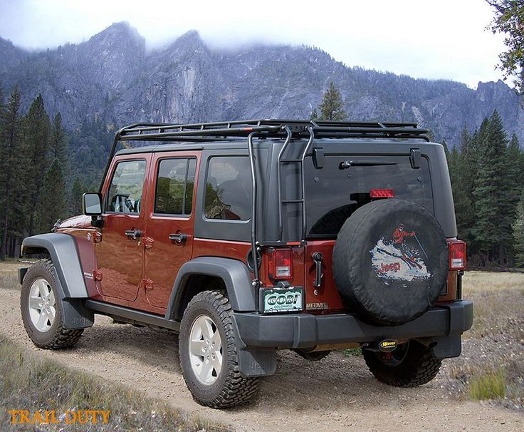 no wrangler rack kayak jeep systems pin drilling roof unlimited