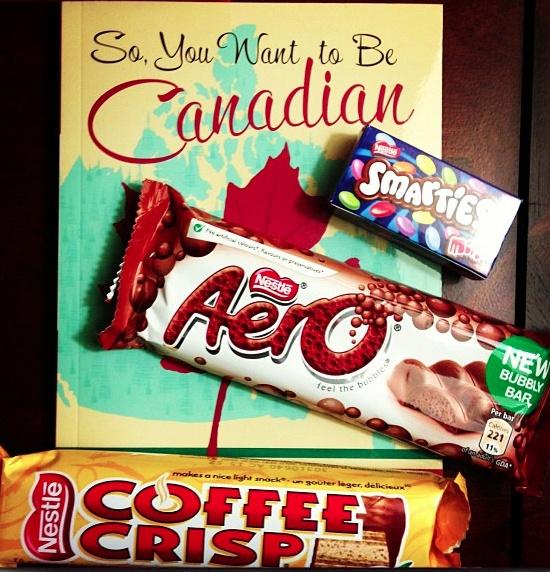 O Canada yummm miss those