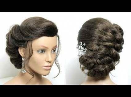 27 Ideas Hairstyles Elegant Prom Updo Tutorial #hairstyles