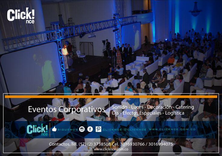 EVENTOS CORPORATIVOS! Click nce / Nos conectamos con tus emociones.. Producción de Eventos (Corporativos y Sociales) - Diseño publicitario y Stands, Producción de Stands y Escenografías - Mobiliario Lounge. Síguenos.  Instagram @clicknce - clicknce  www.clicknce.com.co #stands #diseño #construcción #mobiliariolounge #ferias #eventos #ambientes #theallcreativecol #productor #conceptos #cali #calicolombia #emociones #escenografias #conceptosdesign #octubre2106 #bigideas