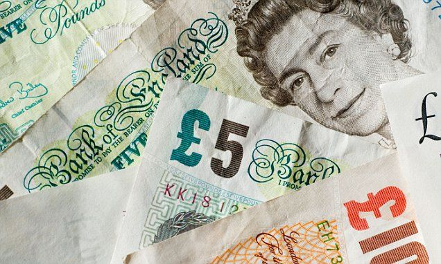 Only a quarter of UK cash in available for use in Britain at any time.Billions of bank notes lost abroad to the black economy or 'under beds': Only a quarter of UK cash in available for use in Britain at any one time  More than half of British banknotes are overseas or in the black market Further £5billion is kept stuffed under the mattress by cautious families  One in five people say they keep an average of £345 in case of emergency Officials said they expect the role of cash to continue…