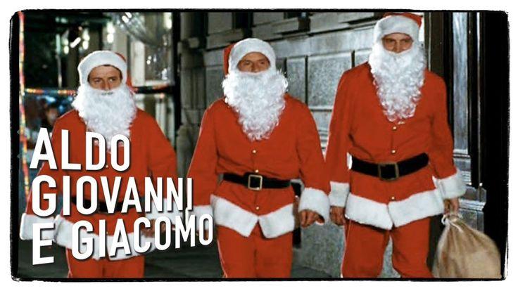 La banda dei Babbi Natale è arrivata! - Aldo Giovanni e Giacomo