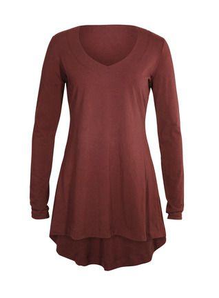 Valentina Tunics, Women's Cotton Tunics, Designer Tunic Tops, Long ...