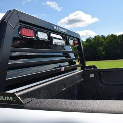 Chevy Silverado Z71 with Low Pro Rack
