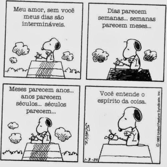 Quadrinhos do Snoopy