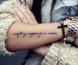 everything happens for a reason tattoo - Google zoeken