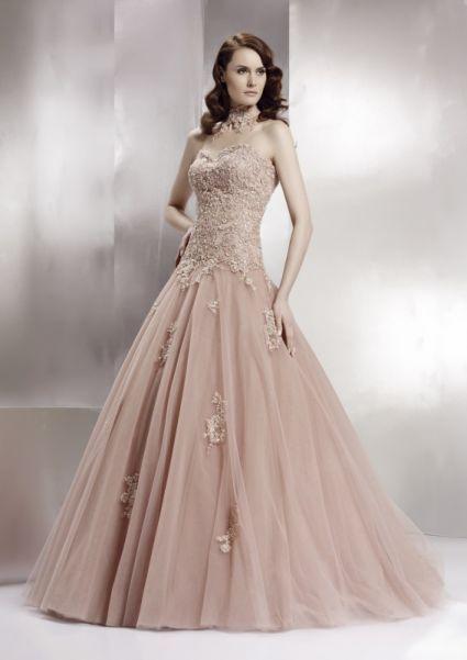 Abiti sposa colorati 2013 Miss Defne by Nicole Spose