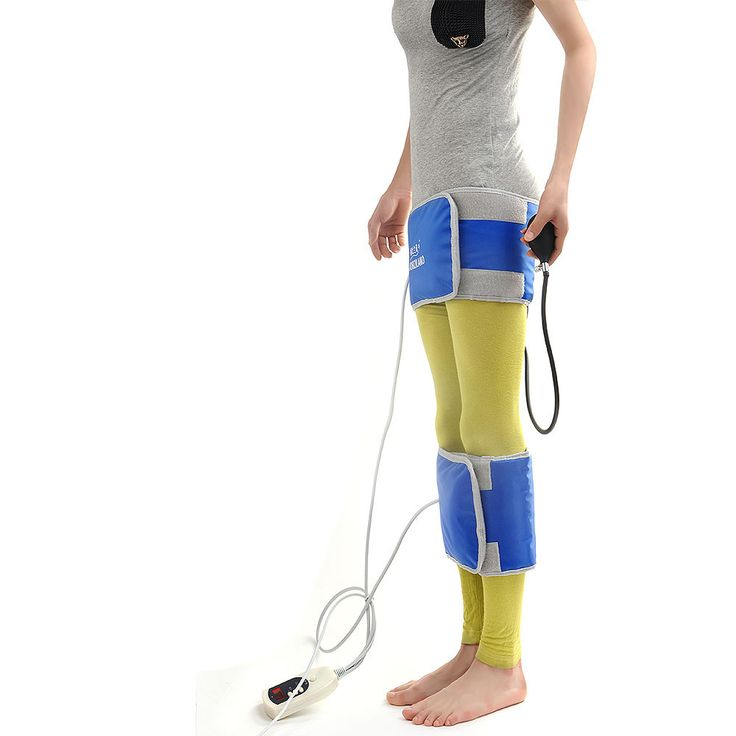 Far IR Inflatable Type Long Leg Belt O&X Form Legs Straight Instrument Bandy Correction Bandage Bowlegs Correct Band For Adult