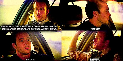 Hawaii Five-O - Steve & Danny (Danno) :)