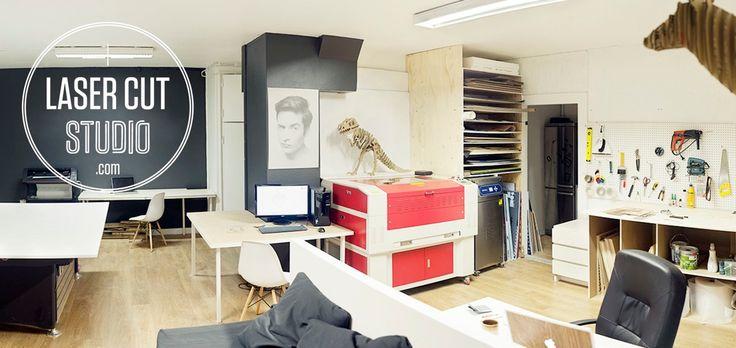 Laser Cut Studio - Great workshop/designer shop!