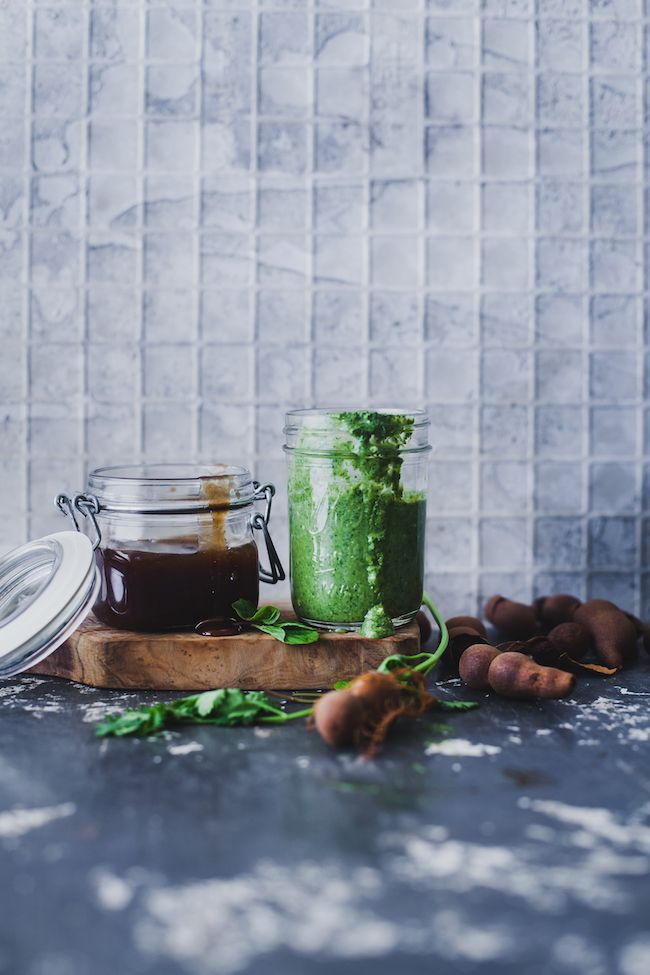 Coriander Chutney And Tamarind Chutney are one of those basic chutneys we Indians absolutely enjoy.These chutney even works great as a dip, sauce for your sandwich or you can even drizzle a little bit on your salad or soup for a tasteful twist.