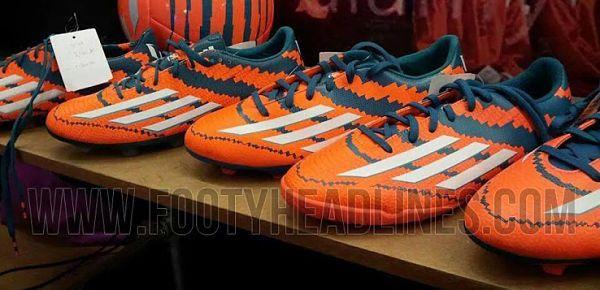 Messi estrenará nuevas botas inspiradas en su ciudad natal, Rosario