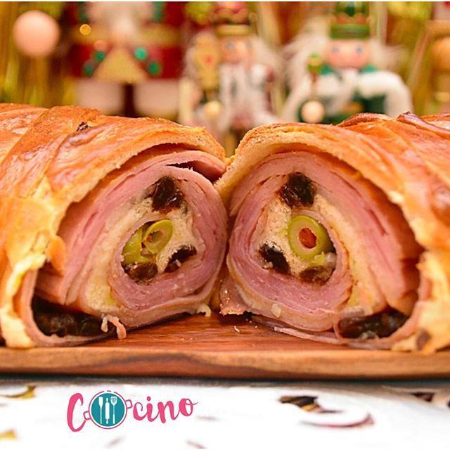 Pan de Jamón Venezolano.- – Que Cocino Hoy?