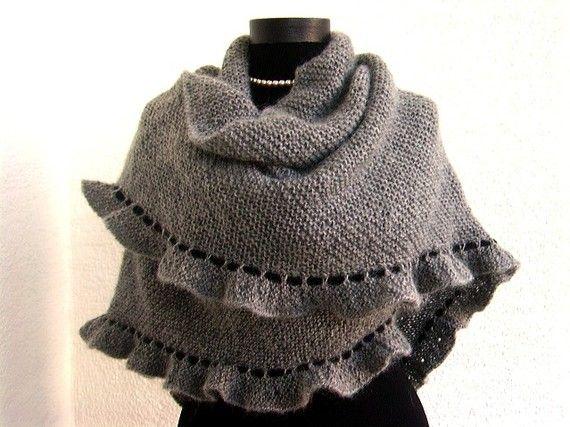 Gorgeous knitting ...