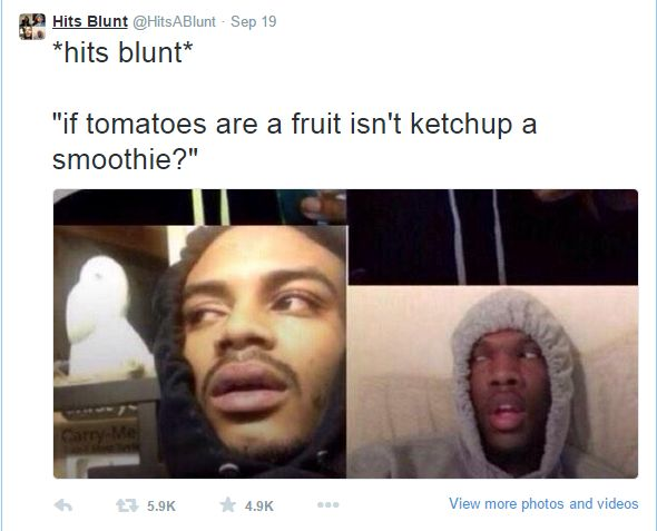 Funny Meme Questions : Best hit the blunt images funny images funny