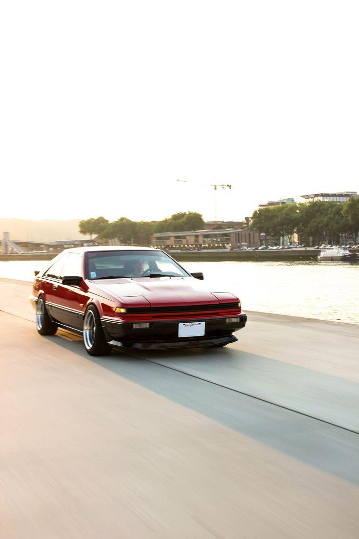 1988 Nissan Silvia S12 Turbo
