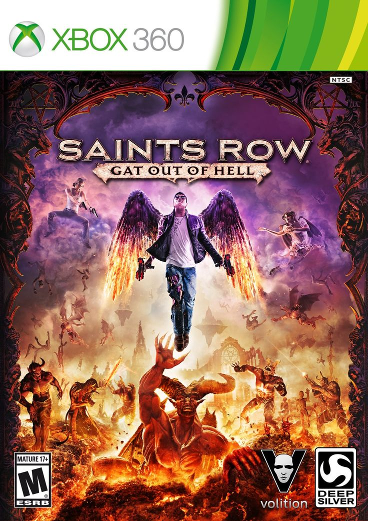 Saints Row Players Make Money Blogging About Saints Row Click