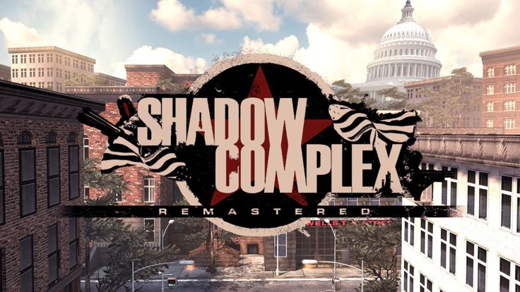 Shadow Complex Remastered Gameplay PS4 Livestream