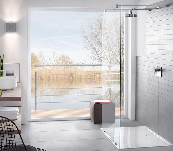 die besten 25 ebenerdige dusche ideen auf pinterest ebenerdige dusche design gro e fliesen. Black Bedroom Furniture Sets. Home Design Ideas