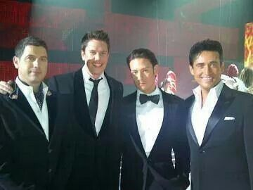17 best images about il divo on pinterest musicians for Il divo wicked game