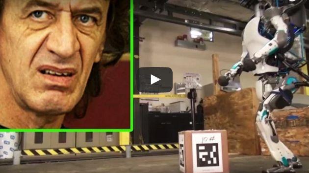Képtelenség nevetés nélkül végignézni a Mucsi Zoltán hangján káromkodó robot videóját | 24.hu
