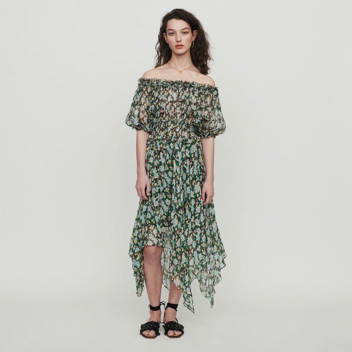 RULLIRULLI IMPRIME | | Image de robe, Robe longue