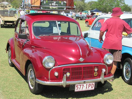 1000+ ideas about Morris Minor on Pinterest | Convertible ...