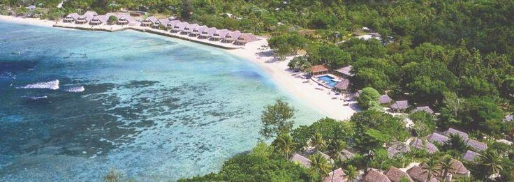 Vanuatu: Flights from Auckland + 4 nights Breakas Beach Resort from $759*