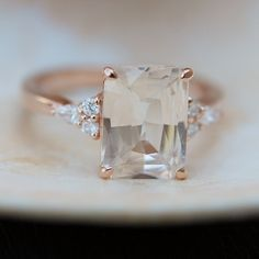 These boutique engagement rings are a mix of classic and unique. Wether you want a sophisticated setting or special stone there is something here for you.